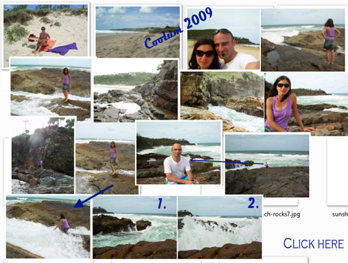 COOLUM BEACH PHOTOS!